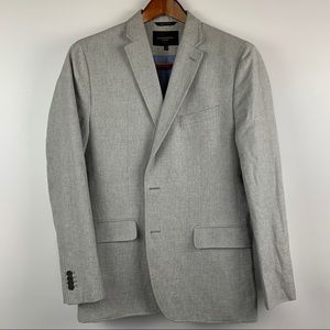 Banana Republic 42 R Tailored Fit Sport Coat Linen